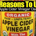 14 Reasons To Use Apple Cider Vinegar Daily