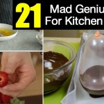21 Mad Genius Hacks For Kitchen Mastery