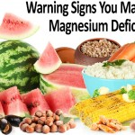 8 Warnings Signs You May Have A Magnesium Deficiency
