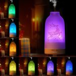 Aroma Ambiance – Glass Aromatherapy Essential Oil Diffuser