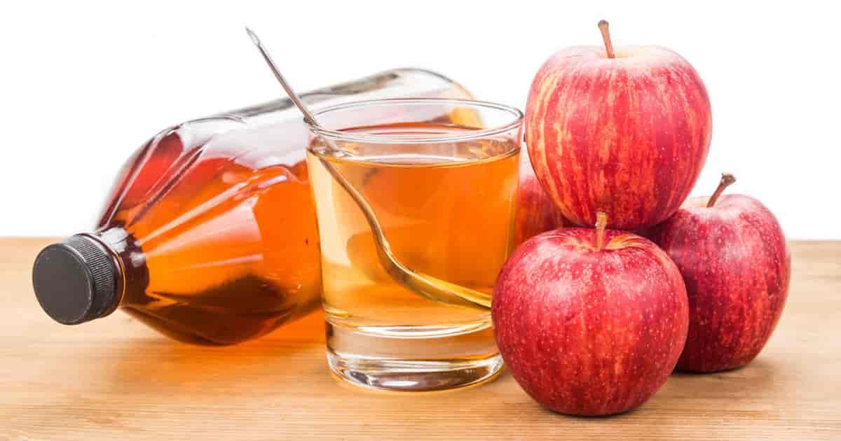 apple cider vinegar detox for a healthier you