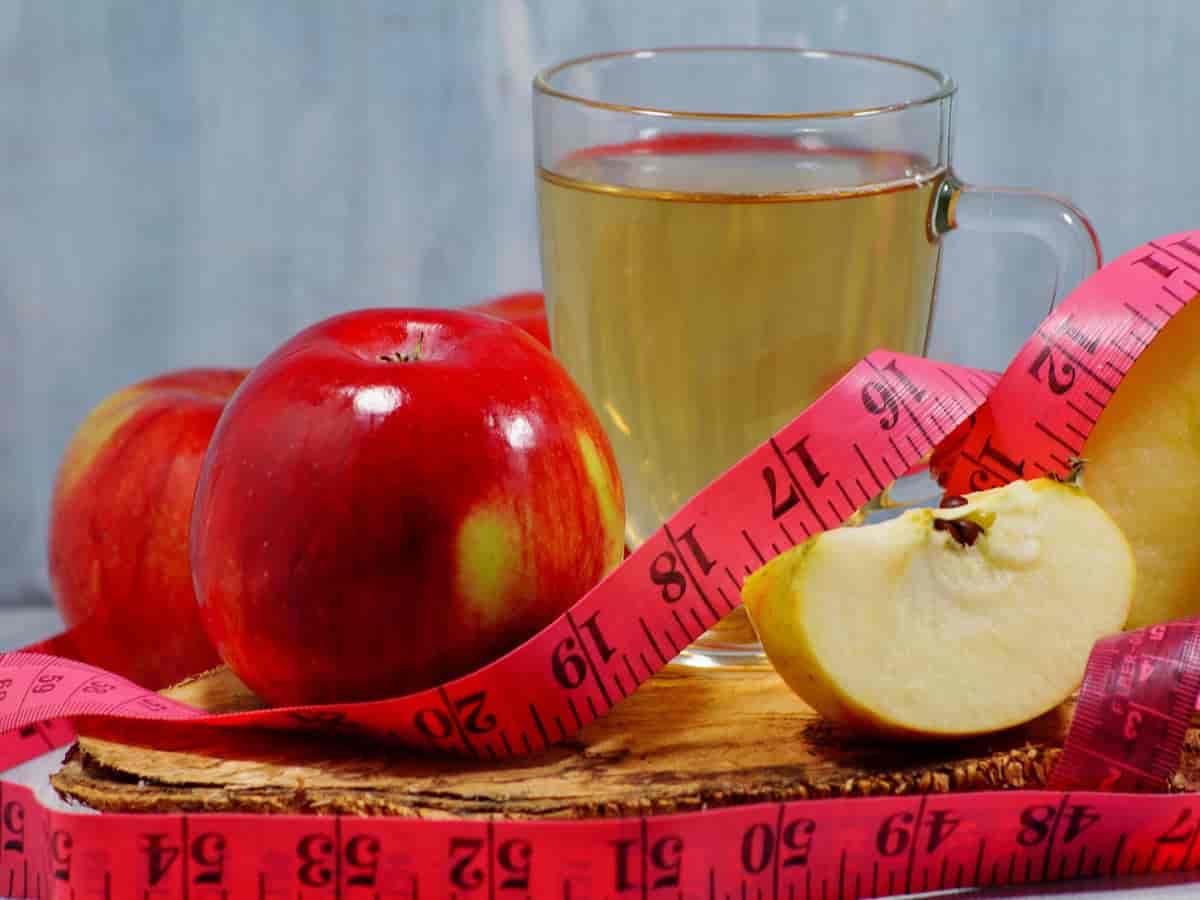 apple cider vinegar for weight loss diet