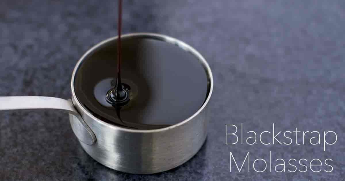 blackstrap molasses benefits are numerous