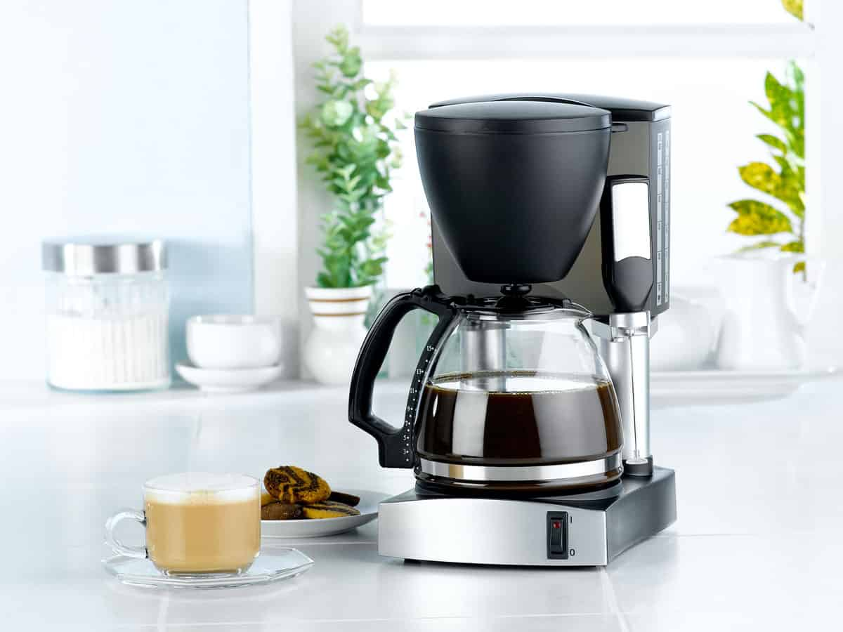 simple coffee makers take care
