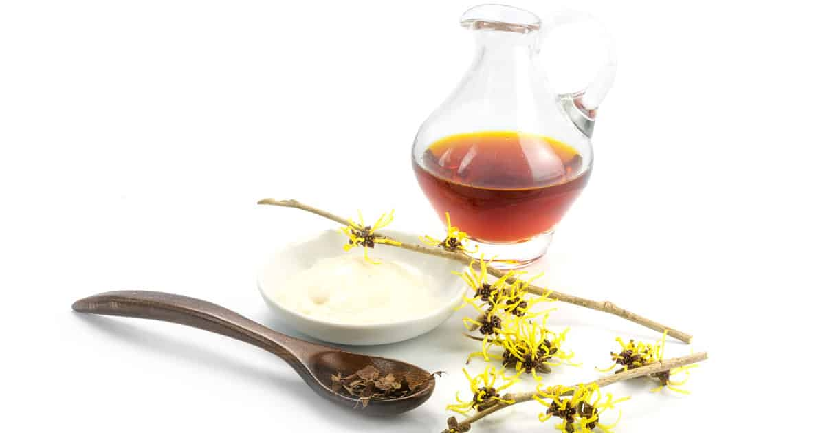 witch hazel astringent benefits